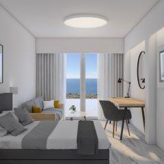 Апартаменты Anna's Apartments - Adults Only комната для гостей