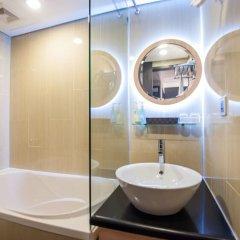 Отель Kuretake Inn Kim Ma 132 Ханой ванная