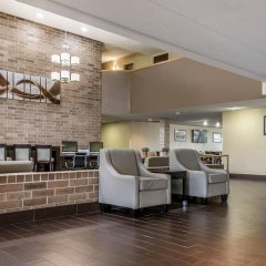 Отель Quality Inn & Suites Mall Of America - Msp Airport Блумингтон интерьер отеля фото 2
