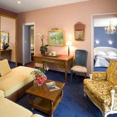 Отель Hôtel de lOlivier Франция, Канны - отзывы, цены и фото номеров - забронировать отель Hôtel de lOlivier онлайн комната для гостей фото 2