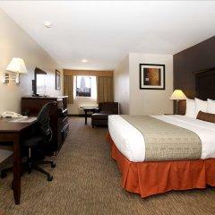 Отель Best Western Plus Dragon Gate Inn США, Лос-Анджелес - отзывы, цены и фото номеров - забронировать отель Best Western Plus Dragon Gate Inn онлайн удобства в номере фото 2