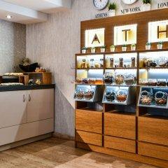 Отель Athens Tiare Hotel Греция, Афины - 1 отзыв об отеле, цены и фото номеров - забронировать отель Athens Tiare Hotel онлайн питание фото 2