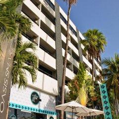 Отель Smart Cancun by Oasis Мексика, Канкун - 2 отзыва об отеле, цены и фото номеров - забронировать отель Smart Cancun by Oasis онлайн вид на фасад фото 2