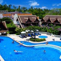 Отель Diamond Cottage Resort & Spa бассейн