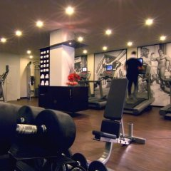 Munich Marriott Hotel фитнесс-зал фото 2