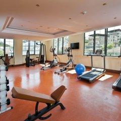 Отель Elysium Thermal фитнесс-зал