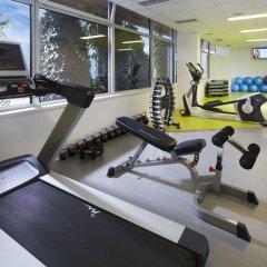 Отель Orea Resort Santon Брно фитнесс-зал