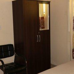 Отель Nagino Lodge сейф в номере