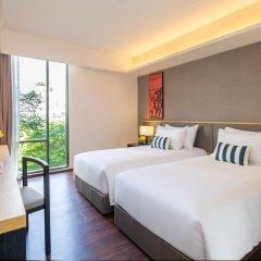 Отель Travelodge Sukhumvit 11 комната для гостей фото 8