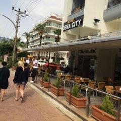 Dena City Hotel Турция, Мармарис - отзывы, цены и фото номеров - забронировать отель Dena City Hotel онлайн питание