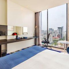 Отель Holiday Inn Express Bangkok Siam Таиланд, Бангкок - 3 отзыва об отеле, цены и фото номеров - забронировать отель Holiday Inn Express Bangkok Siam онлайн фото 10