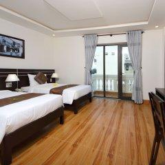 Отель Viet Long Hoi An Beach Hotel Вьетнам, Хойан - отзывы, цены и фото номеров - забронировать отель Viet Long Hoi An Beach Hotel онлайн комната для гостей фото 4