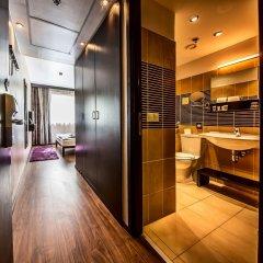 Boutique Hotel Budapest фитнесс-зал