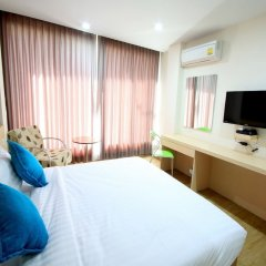 Отель S3 Residence Park Таиланд, Бангкок - 1 отзыв об отеле, цены и фото номеров - забронировать отель S3 Residence Park онлайн комната для гостей фото 5