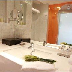 Отель Parkview O.city Hotel Китай, Шэньчжэнь - отзывы, цены и фото номеров - забронировать отель Parkview O.city Hotel онлайн ванная