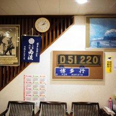 Отель Yamamoto Ryokan Япония, Хаката - отзывы, цены и фото номеров - забронировать отель Yamamoto Ryokan онлайн гостиничный бар