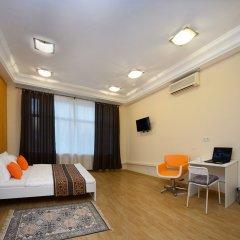 Отель Apelsin on Sretenskiy Boulevard Москва комната для гостей фото 3