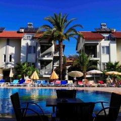 Sunlight Garden Hotel Турция, Сиде - отзывы, цены и фото номеров - забронировать отель Sunlight Garden Hotel - All Inclusive онлайн бассейн фото 2