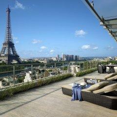 Shangri-La Hotel Paris фото 7