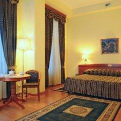 Гостиница Достоевский 4* Стандартный номер с двуспальной кроватью фото 2