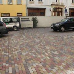 Hotel Praha Liberec Либерец парковка