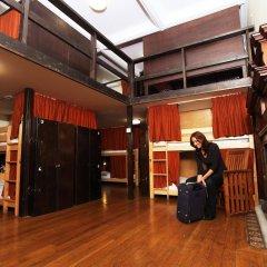 Отель Palmers Lodge Swiss Cottage Лондон сейф в номере