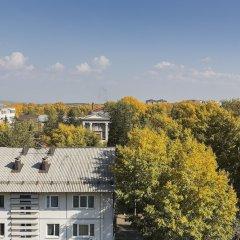 Гостиница Comfort on Yadrintseva 18 в Иркутске отзывы, цены и фото номеров - забронировать гостиницу Comfort on Yadrintseva 18 онлайн Иркутск балкон