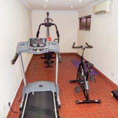 Отель S&S Hotels and Suites фитнесс-зал