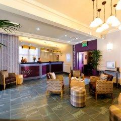 Отель Leonardo Edinburgh City Эдинбург интерьер отеля фото 3
