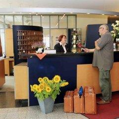 Best Western Hotel Heidehof интерьер отеля