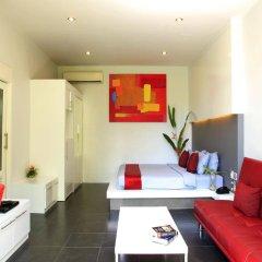 Отель Aonang Paradise Resort комната для гостей фото 4