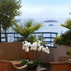 Отель Martinez Франция, Канны - 11 отзывов об отеле, цены и фото номеров - забронировать отель Martinez онлайн балкон