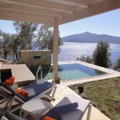 Club Patara Villas Турция, Патара - отзывы, цены и фото номеров - забронировать отель Club Patara Villas онлайн бассейн
