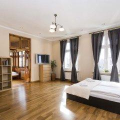 Отель Apartamenty Mój Sopot - Golden beach комната для гостей