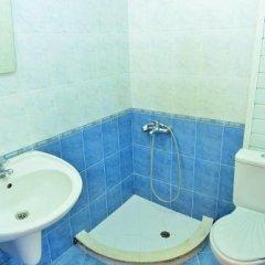 Отель Vista Sliven Болгария, Сливен - отзывы, цены и фото номеров - забронировать отель Vista Sliven онлайн ванная