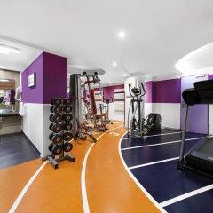 Отель Novotel Budapest Danube фитнесс-зал фото 2