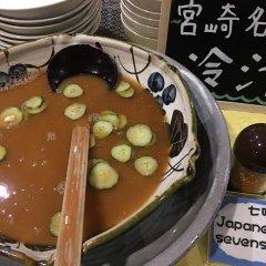 APA Hotel Miyazakieki-Tachibanadori питание фото 2
