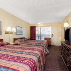 Отель Knights Inn Columbus комната для гостей фото 4