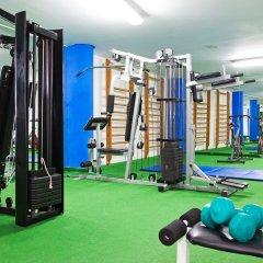 Отель Club Drago Park Коста Кальма фитнесс-зал