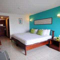 Отель Jp Villa Паттайя комната для гостей