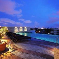 Отель Chillax Resort Бангкок бассейн фото 3