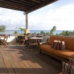 Отель Pueblito Escondido Luxury Condohotel гостиничный бар