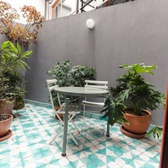 Отель Hi Tech, Private 1 br in La Condesa With Terrace Мехико фото 7
