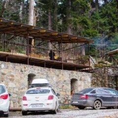 Отель Guest House Dombay the Place Домбай парковка
