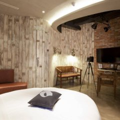 Hotel The Designers Samseong комната для гостей