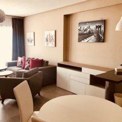 Отель Residence Dayet Ifrah By Rent-Inn Марокко, Рабат - отзывы, цены и фото номеров - забронировать отель Residence Dayet Ifrah By Rent-Inn онлайн комната для гостей фото 2
