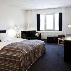 Отель Vejle Center Hotel Дания, Вайле - отзывы, цены и фото номеров - забронировать отель Vejle Center Hotel онлайн комната для гостей фото 3