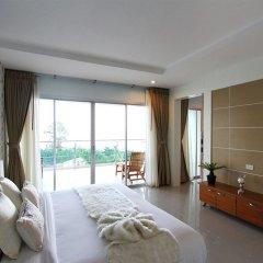 Отель Royal Beach View Suites Паттайя комната для гостей