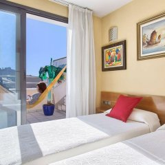 Hotel Plaza Inn комната для гостей