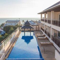 Отель R-Con Sea Terrace Паттайя бассейн фото 4